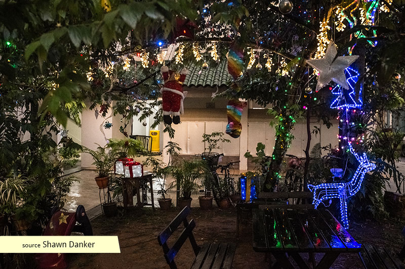 Toa Payoh Christmas Decorations by Mr Martin Silva