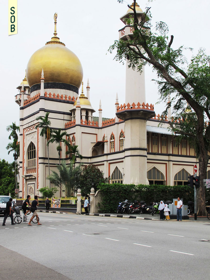 Sultan Mosque in Kampong Glam