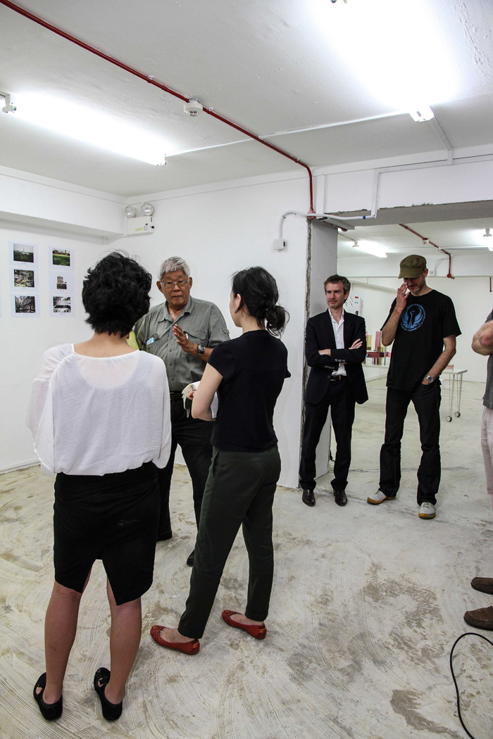Studio Review at People's Park Complex