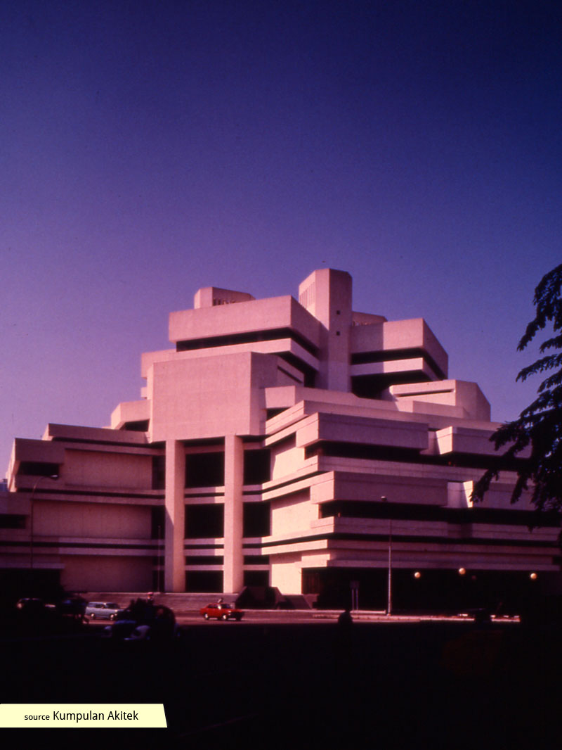 Photo of Subordinate Courts in the 1970s