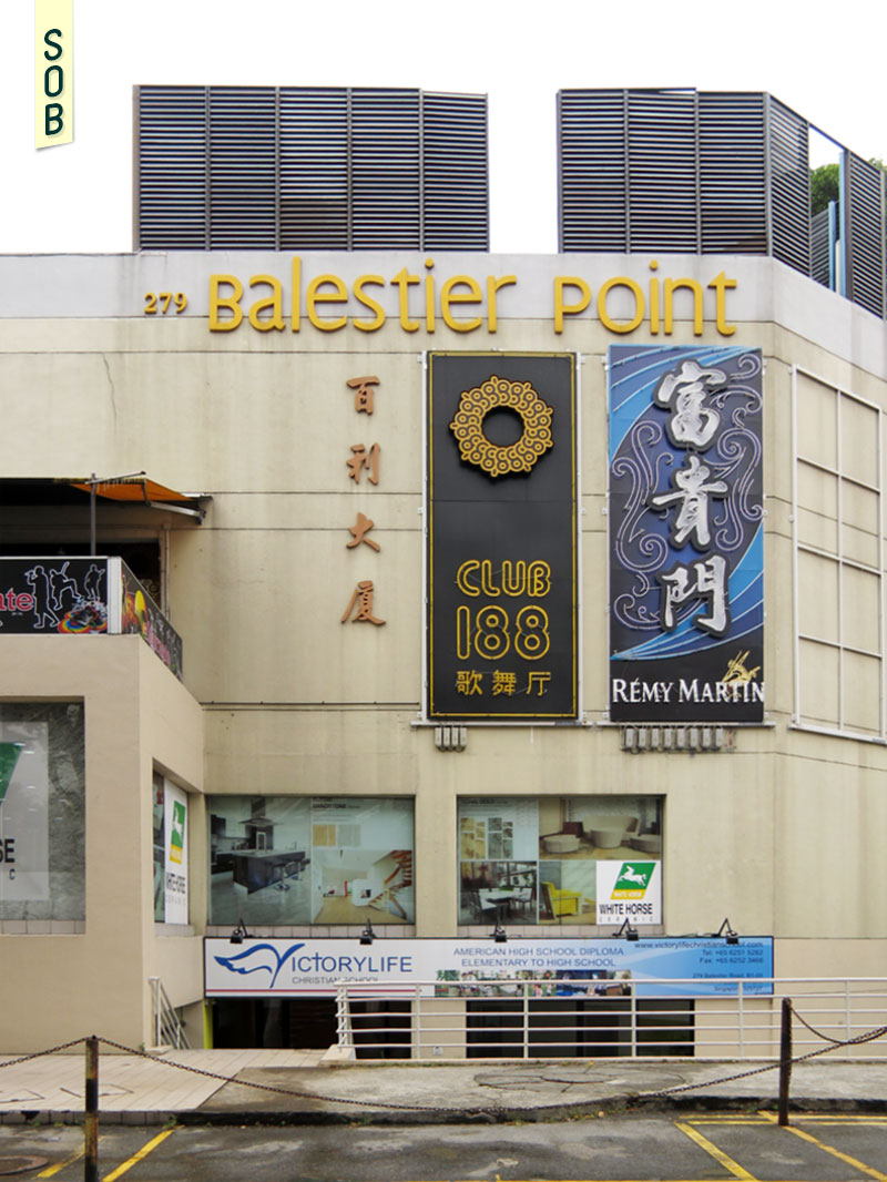 Nightclubs of Balestier Point
