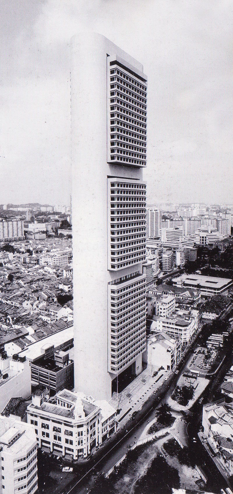 Ocbc centre state of buildings ocbc centre in the 1970s photo source singapore institute of architects malvernweather Image collections