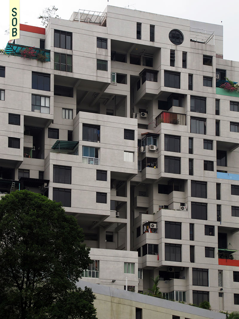 Exterior of Balestier Point